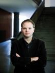 Portrait des Schriftstellers Kristof Magnusson © 2009 Thomas Dashuber / Agentur Focus.