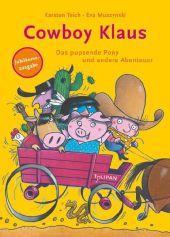 Cowboy Klaus - Das pupsende Pony und andere Abenteuer
