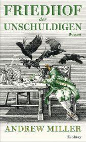 Das Cover von Millers Buch: Der Friedhof der Unschuldigen