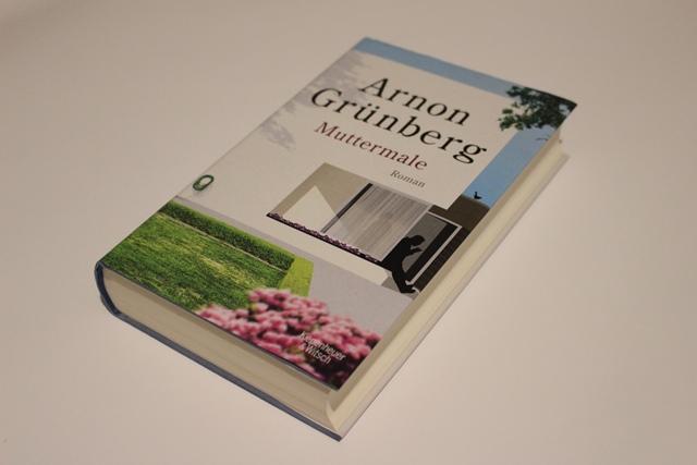 Muttermale - Der neue Roman von Arnon Grünberg